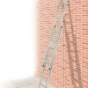 Cómo configurar escaleras como andamios y equipos de acceso alquilar