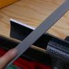 Cómo afilar una cuchilla cortadora de césped