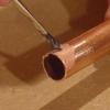 Cómo soldar tuberías de cobre utilizando un soplete de propano