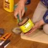 Cómo retocar pisos de madera
