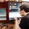 ¿Cómo transformar un viejo estéreo en un armario