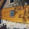 Cómo tratar y revestimiento de madera mancha