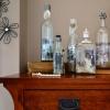 Cómo activar viejas botellas en marcos de cuadros