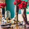 Cómo activar las botas de montar en jarrones florales