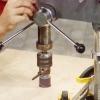 Cómo utilizar las plantillas con un taladro