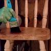 Cómo utilizar la mancha de colocación de letreros en la madera