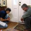 Cómo impermeabilizar puertas