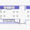 Cómo conectar las luces de techo empotradas