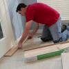Instalación de suelos laminados