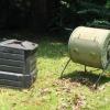 Ventas amigable para los niños y de la planta de compostaje