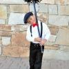 Niños traje de halloween: deshollinador