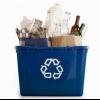 Soluciones de almacenamiento de cocina para el reciclaje