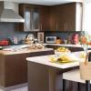 Tendencias de la cocina: sexy en combinaciones de colores