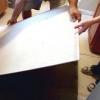 Actualización de la cocina: la instalación de baldosas
