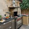 Tendencias de la cocina al aire libre