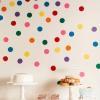 Decoración del partido: hacer una pared llena de confeti