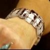 Plexiglás pulseras