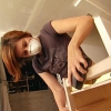Recicle los muebles del dormitorio pintándolo
