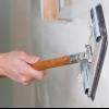 Drywall lijado: preparando para la pintura