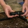 La preparación del suelo para las plantas perennes