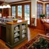 Guía de estilo para una cocina de artes y artesanías