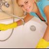 La manera más eficiente, más fácil de limpiar su cuarto de baño