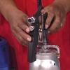 Consejos sobre el uso de pulverizadores de pintura o pistolas de pintura