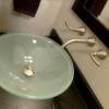 Actualización de un cuarto de baño con un fregadero del recipiente