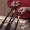 Herramientas de corte de alambre y metal