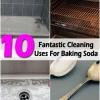 10 Fantástico Limpieza Usos para Bicarbonato de sodio