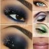 10 Ideas de maquillaje con estilo festivo de Navidad