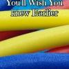 13 Genio y Inventiva piscina fideos Lifehacks Usted desea que usted sabía antes
