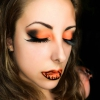 14 del genio de bricolaje de Halloween Lip Arte Ideas