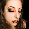 14 del genio de bricolaje de Halloween Lip Arte Ideas
