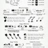 18 profesionales de la cocina Infografía para hacer la cocina más fácil y rápido