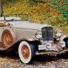 1932-1934 Auburn de doce