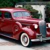 1936-1942 Buick serie 60 del siglo