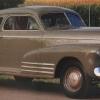 1941, 1942 Chevrolet fleetline