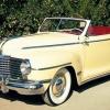1941-1942 de Dodge convertible personalizada