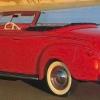 1941 Plymouth convertible de lujo especial