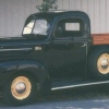 1942-1947 Ford media tonelada camioneta