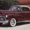 1942 Chevrolet lujo maestro y de lujo especial