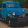 1946 camioneta Dodge wc
