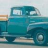 1948-1953 Chevrolet serie 3100 camionetas de media tonelada