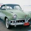 1952 Studebaker comandante starliner estado