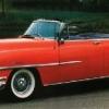 1953 Chrysler convertible nuevo yorker
