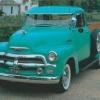 1954 Chevrolet serie 3100 camionetas de media tonelada