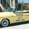 1954 de Dodge real 500 convertible