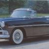 1954 Hudson berlina hornet