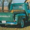 1955-1956 Chevrolet serie 3100 camioneta